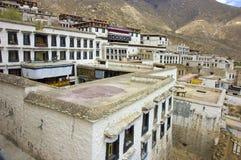 Tibetan monastry Stock Photos