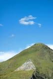 Tibetan mountain Stock Image