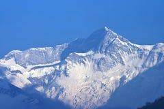 Tibetan mountains Royalty Free Stock Photos