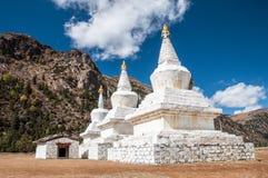 Free Tibetan Pagoda Stock Photography - 44639782
