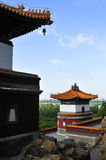 Tibetan Pagoda. The tibetan Pagoda stood in the Summer Palace which used to be a royal garden in Beijing royalty free stock images