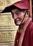 Tibetan people Stock Image