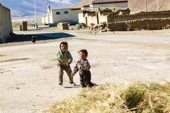 Tibetan people Stock Photography