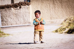 Tibetan people Royalty Free Stock Photo