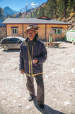 Tibetan people Royalty Free Stock Photos