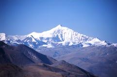 tibetan platå royaltyfria bilder
