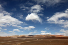 Tibetan Plateau Royalty Free Stock Images