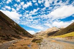 Tibetan Plateau Royalty Free Stock Photos