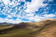 Tibetan Plateau Royalty Free Stock Image