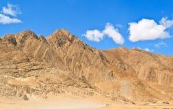 Tibetan plateau scene-Plateau topography Royalty Free Stock Image