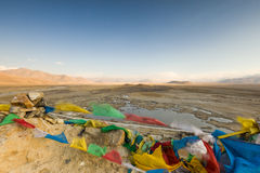 The Tibetan Plateau Stock Photography
