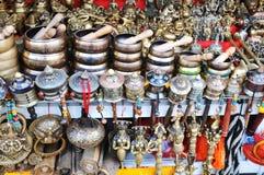 Tibetan prayer wheel Royalty Free Stock Photography