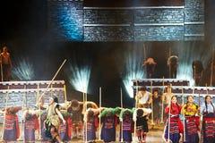 Tibetan riddle Stock Image