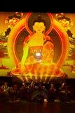 Tibetan riddle Royalty Free Stock Images