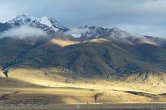 Tibetan scenery Royalty Free Stock Photo