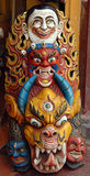 The Tibetan Sculpture. Stock Photography