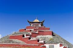 Tibetan Shrine Royalty Free Stock Photography