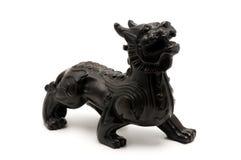 Tibetan snow lion Stock Images
