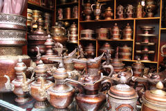 Tibetan souvenirs Royalty Free Stock Photography