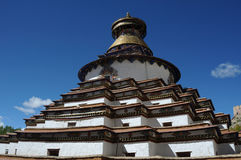 Tibetan stupa Stock Photography