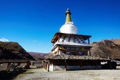 Tibetan Stupa Stock Photos
