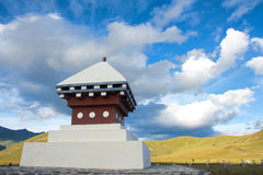 Tibetan stupa Stock Photos