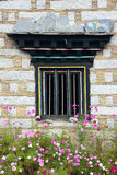 Tibetan-style residence royalty free stock photos