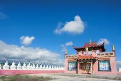 Tibetan temple Stock Images