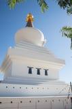 tibetan temple  in spain Royalty Free Stock Photo