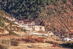 Tibetan temples Stock Photos