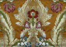 Tibetan textiel royalty-vrije stock foto's
