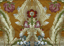 Tibetan textile Royalty Free Stock Photos