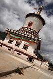Tibetan tower Royalty Free Stock Photos