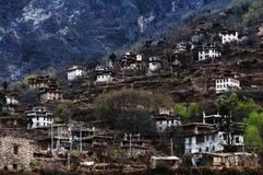 Tibetan tribe Stock Photography