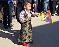 Tibetan Uprising Day Dharamsala India Royalty Free Stock Photo