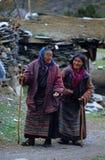 Tibetan woman Stock Photos