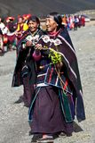 Tibetan women Royalty Free Stock Photography