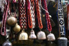 Tibetan yak bell. Royalty Free Stock Photography