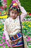 Tibetana barn Royaltyfria Foton