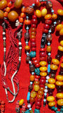 tibetana smycken Royaltyfri Fotografi