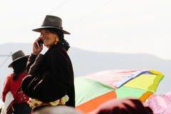 tibetaner Stockbild