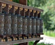 Tibetanische Glocken Lizenzfreies Stockfoto