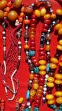 Tibetanische Schmucksachen lizenzfreie stockfotografie