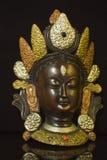 Tibetanischer Buddha Stockfoto