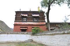Tibetanischer Tempel Lizenzfreies Stockbild
