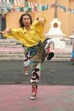Tibetanisches Festival lizenzfreies stockfoto