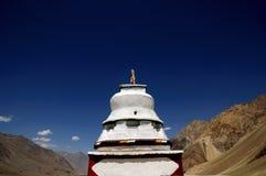 Tibetanisches Gompa Lizenzfreie Stockfotos