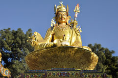 Tibetano Buddha fotografia stock libera da diritti