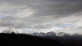 Tibetian高原, Serkyi Gyelgo,塔公乡 免版税库存图片