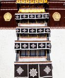 Tibetian decor Stock Image
